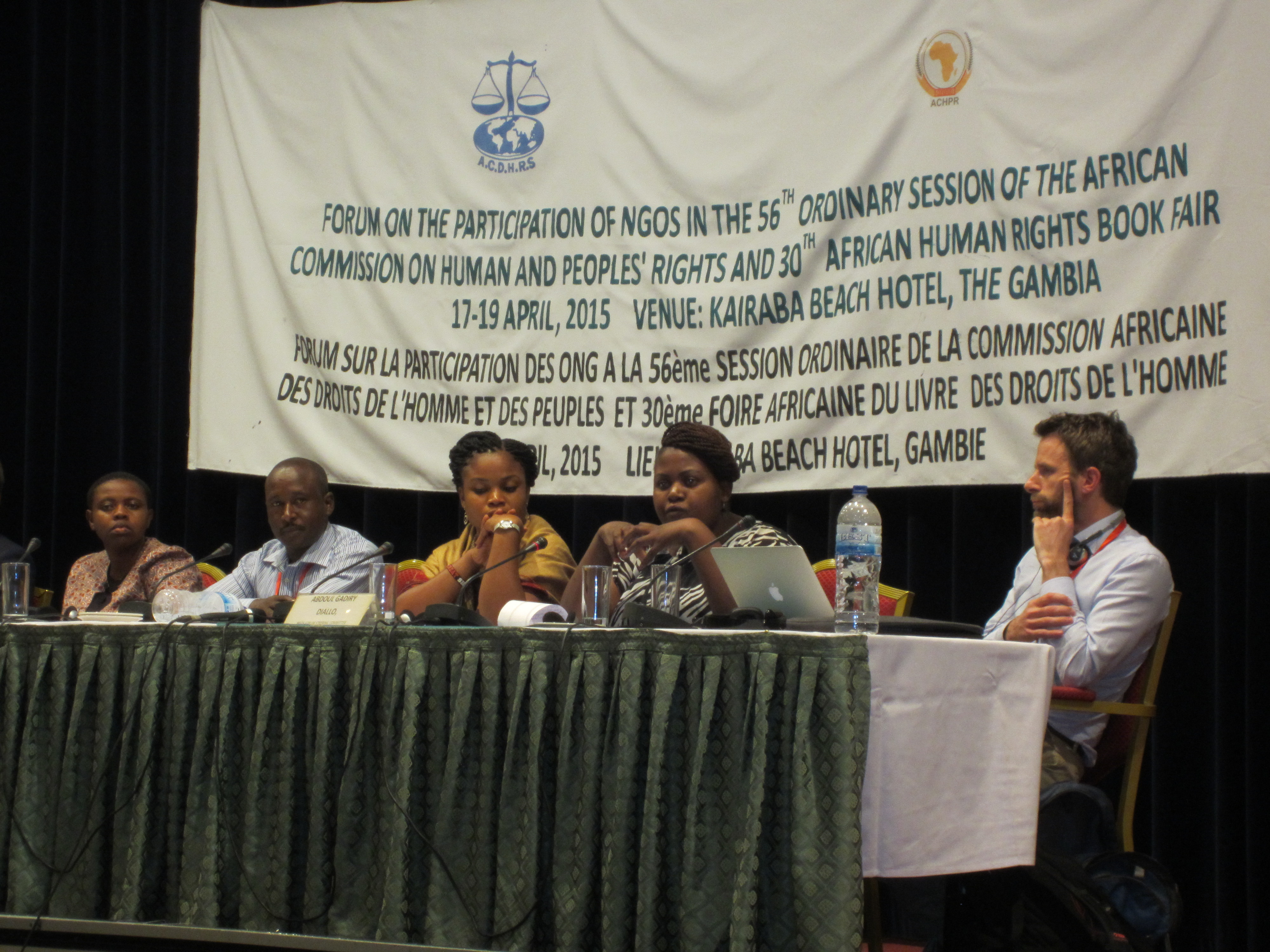 Promoting the right to rehabilitation in the ACHPR