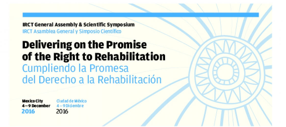 IRCT Symposium: Who are the partners that make it possible?
